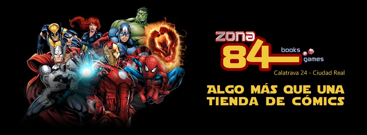Zona 84 Books & Games